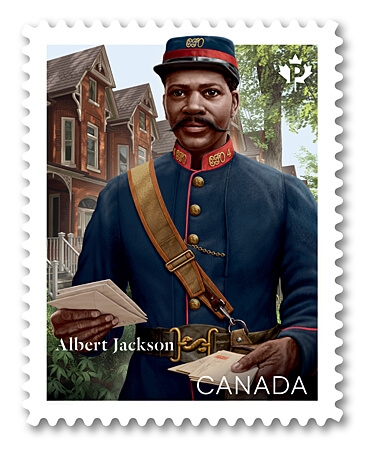 Albert Jackson — Canada's first black letter carrier